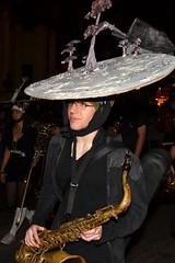 Theresa Andersson's Band in the Krewe of Muses 2012 Parade