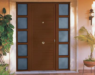 imagen puertas de pvc