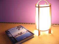 Coffee table books (on tatami)