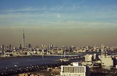 Japan Tokyo sky tree (flaminghead Park) Tags: japan horizontal skyline architecture outdoors photography tokyo day apartment horizon nopeople copyspace japaneseculture communicationstower tokyoprefecture capitalcities traveldestinations colorimage flaminghead
