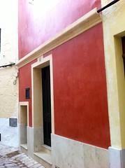 Tadelakt - facade