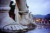 9/365(+1) - EXPLORED - Feb 20, 2012 #46 (Luca Rossini) Tags: light urban rome color feet statue night 35mm project landscape dawn sony voigtlander 100v10f 365 marble f25 skopar foroitalico villaggioolimpico voigtlandercolorskopar35mmf25 mmountadapter nex7 3651daysofnex7