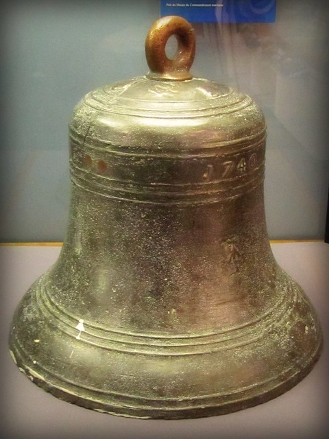 Ships Bell - HMS Shannon (War of 1812)