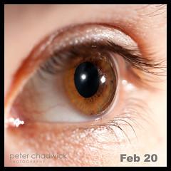 Tom LE {51-366}  : Its Magic !!! (PeterChad) Tags: iris eye close think vision eyelash pupil lid retina cornea windowtothesoul