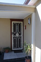 Hinged Screen (Decorative Grille)