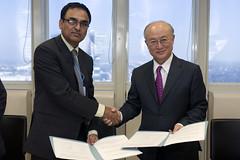 RSA Signing IAEA-Nepal (08010009)