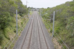 Rail Tracks Running in Parallel