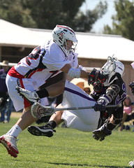 2012-02-25 UofA vs GCU (AZHook) Tags: arizona university grand canyon lax lacrosse