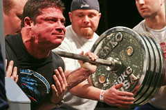 "Squatting at the 2006 Arnold Classic • <a style=""font-size:0.8em;"" href=""http://www.flickr.com/photos/77416569@N07/6938170931/"" target=""_blank"">View on Flickr</a>"