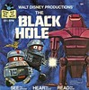 Disney's Black Hole (Wires In The Walls) Tags: film book vincent vinyl robots cover scanned record 1970s outerspace 1979 blackhole waltdisney