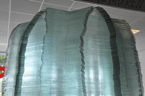 Glasstapeling