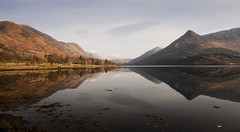 Loch Leven (Joe Dunckley) Tags: uk sea mountains reflections landscape scotland highlands westhighlands lochleven papofglencoe