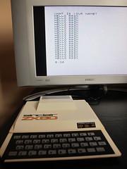 Sinclair ZX80 (Rain Rabbit) Tags: sinclair zx80