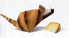 Origami création - Didier Boursin - Souris
