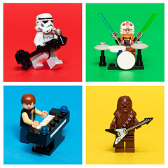10/52: LEGO Star Wars Rock Band! (pong0814) Tags: blue windows red music canada macro green colors yellow rock closeup musicians canon square toys drums photography eos march starwars winnipeg colours play lego bass guitar mosaic flash piano lucasfilm manitoba indoors videogames galaxy actionfigures rockmusic mtv microsoft stormtrooper minifigs dslr lukeskywalker keyboards weekly rockband vocals microsoftwindows sounds squarecrop madcatz windowsxp harmonix chewbacca 2012 hansolo georgelucas ef100mmf28macrousm minifigures project52 musicgame legominifigures windows7 430exii 5dii legofaces windowslogocolours windowslogocolors