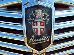 122 Austin Badge (robertknight16) Tags: austin british badges