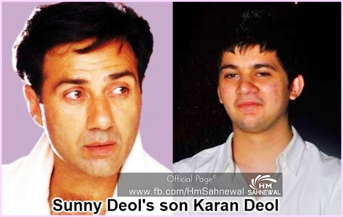 Sunny Deol's son Karan Deol Bolltwood - a photo on Flickriver