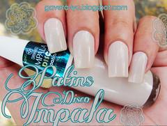 impala patins gaveta-lyu (Gaveta da Lyu) Tags: polish nails unhas esmaltes esmalte