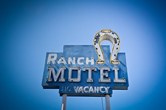 Ranch Motel (TooMuchFire) Tags: blue signs typography cowboy neon signage canon5d gardengrove neonsigns motels oldwest oldsigns vintageneon vintageneonsigns oldmotels motelsigns ranchmotel oldmotelsigns vintagemotelsigns canon5dmarkii toomuchfire 8822gardengroveblvdgardengroveca
