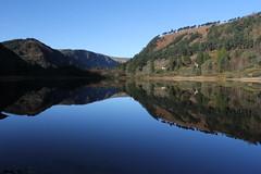 Glendalough (jane64pics) Tags: reflection sunrise mirror earlymorning glendalough greystonescameraclub janefriel