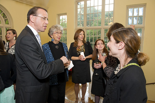 First Lady Host Dinner for Ukrainian Jud by MDGovpics, on Flickr
