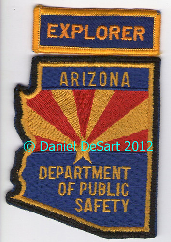 Arizona Department of Public Safety (Explorer)