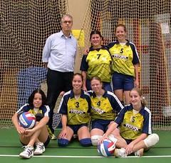 2003 Meisjes A1 - Coach: Hans Ligtenberg