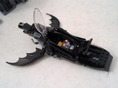 LEGO Batmoblie (DoctorSayWhat?!) Tags: lego batman batmobile