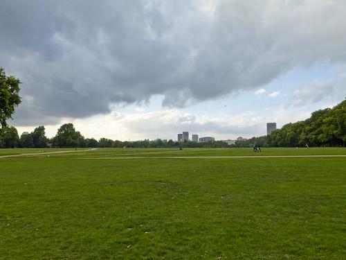 Hyde Park - Vista