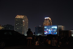 Rooftop Screening of DAZED AND CONFUSED 3/31/12
