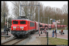 DBS 1615 + 49663, Beverwijk 30-03-2012 (Henk Zwoferink) Tags: dbs161549663 beverwijk30032012henkzwoferink