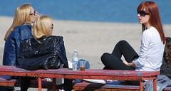 ...on the beach (akk_rus) Tags: girls people woman beach girl lady nikon women europe candid bulgaria nikkor 70300mm burgas   d80   nikond80 70300mmf4556gvr  nikkor70300mmf4556gifedafsvr