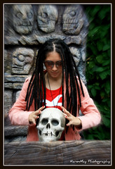 the Necromancer (vaneinfantine1) Tags: vanessa music dreadlocks princess guitar dreads leyte tacloban vallejos infinitv