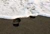 footprints (Isaa94) Tags: sea beach water landscape footprints portmán