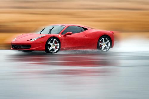 Super Car - super wet, super fun