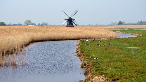 Herringfleet Windpump 1920x1080