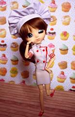 miss sweet (DulceMiel25) Tags: doll sweet chief planning groove pullip jun