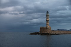 (Koumbouni) Tags: lighthouse crete chania
