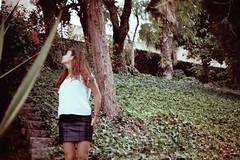 1-019 (Mendoshp/xxx/) Tags: portrait analog canon garden 1 superia retrato jardin raquel andalucia mendoza fernando fujifilm malaga ae verdugo analogico mendoshp