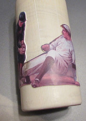 Sliding In (C A B'z) Tags: stainlesssteel baseball polymerclay waterbottle imagetransfer