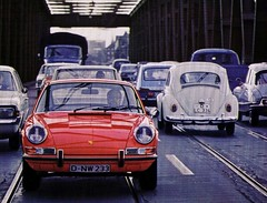 Germany, 1969 (cruisemagazine) Tags: bridge get cars for this see us is photo back couple do with shot time you know euro background go 911 ad an here more where your agency points if what trucks sure plenty let along identify anybody exactly ids the in meantime farther recognizes not theres neunelf porshces