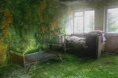 Hotel Green Nature (Pohlovka-Urbex (Mstsk przkum)) Tags: green abandoned hotel urbex