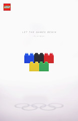 Let the Games Begin 1 (Justin Mosley) Tags: justin art club advertising fun toys temple one design university lego graphic grant creative young award competition games direction merit olympics let submission begin mosley freeplay woodworth playbox