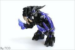 Terak, Creature of Earth (...The Chosen One...) Tags: lego earth bionicle moc terak