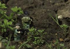 RT Brick at the Hill (LegoLee) Tags: soldier war lego military vietnam bradbury sog rtbrick