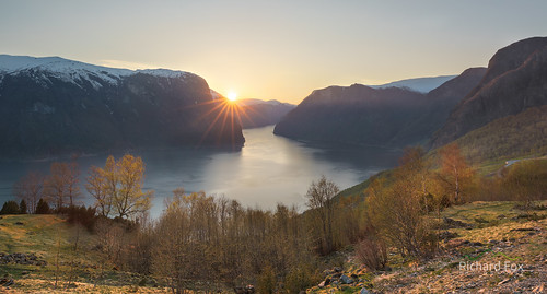 In Awe in Aurland