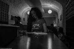 Carol & Jota Mayuscula (17 de 35) (ISRAEL (BURMI)) Tags: blanco y negro estudio hiphop jota grabacion monocromtico mayuscula jotamayuscula israeldeleonardonovoa carolmenezes masgravesestudio