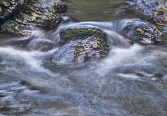 Waipori river (Ian@NZFlickr) Tags: motion water composite photoshop river movement rocks nz otago flowing waipori
