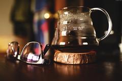 Homemade Coffee (Iyhon Chiu) Tags: coffee brewing hand homemade d750  2015   pourover    dripbrewing