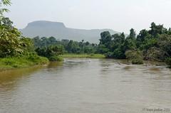Rivière Louna, Réserve de la Lesio-Louna, CONGO - 29/05/2016 (brun@x - Africa: birds & more) Tags: africa landscape nikon african congo paysage bruno afrique brazzaville lacbleu d700 lesiolouna brunoportier